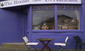 Tearooms & Interiors