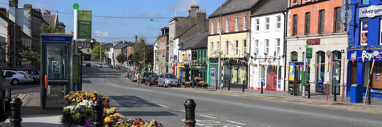 Naas Main Street